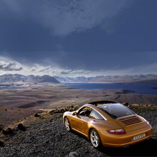 Porsche Targa Webspecial