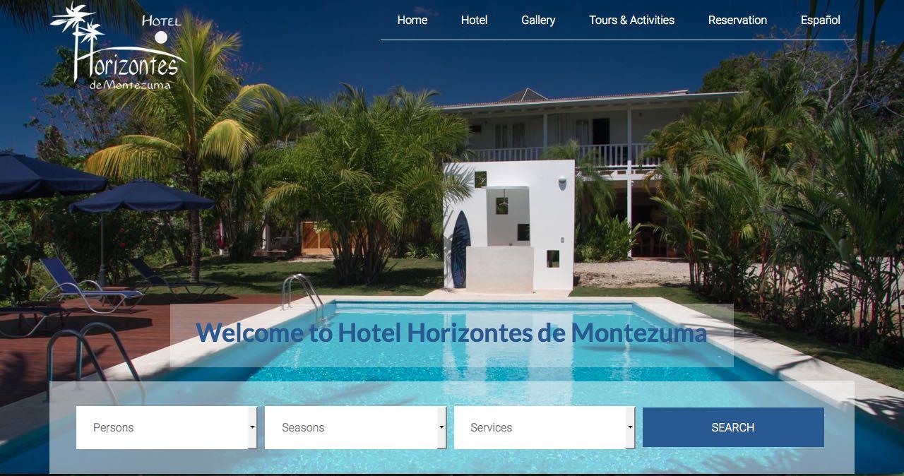 WordPress Hotel Theme Genesis Framework